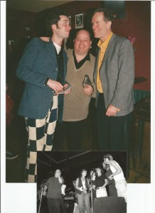 Rufus & Loudon Wainwright & the McGarrigles with Joe