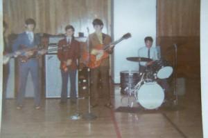The Baskerville Hounds 1969 Joe with the maracas