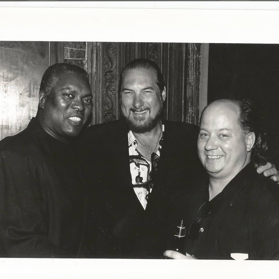 Booker T Steve Cropper Joe House Of Blues
