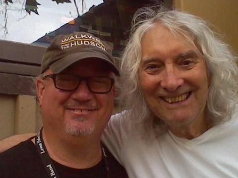 Joe with Albert Lee Monterey