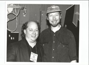 The amazing Richard Thompson & Joe at The Warfield Theatre in San Francisco.