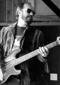 My best pal Tim Drummond, RIP