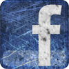 rustic-facebook-icon